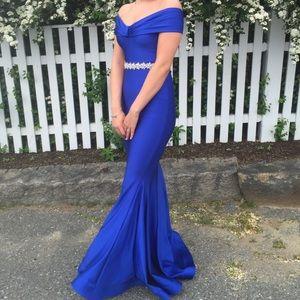 Jessica Angels prom dress